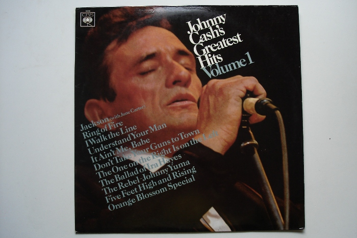 My Top 60 Johnny Cash Songs [Page 3] - Rate Your Music