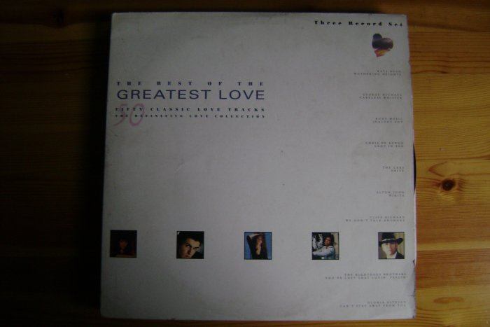 Various - Love Tracks, Issue 1