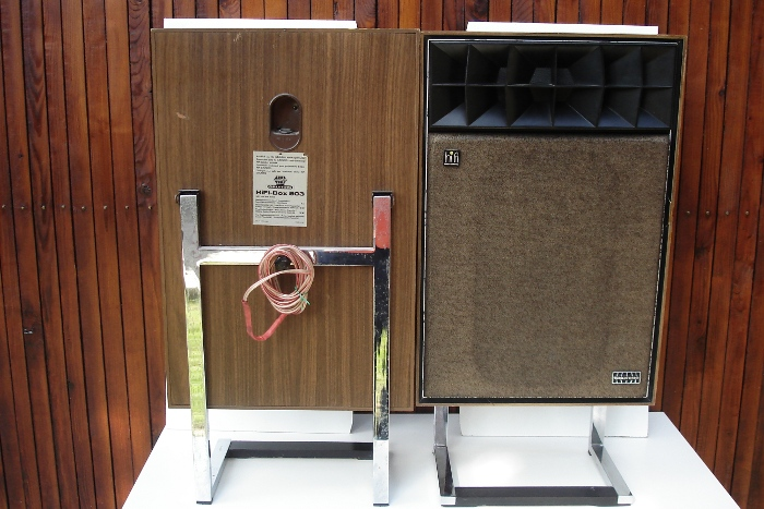 Retro Shop Sold Grundig Hifi Box 503 Audioprisma