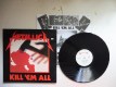 Metallica / Kill ´em All - reprint