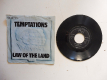 The Temptations / Law Of The Land - Run Charlie Run - Original Issue (1973)