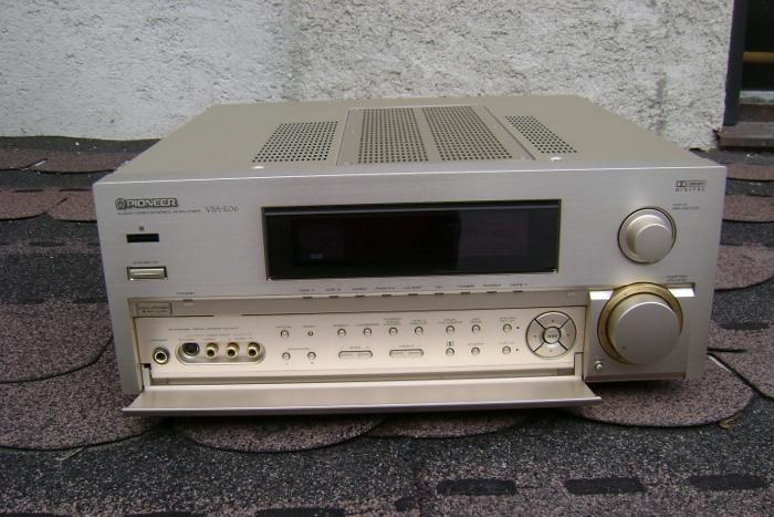 Retro Shop Sold Pioneer Vsa E06 Thx Receiver